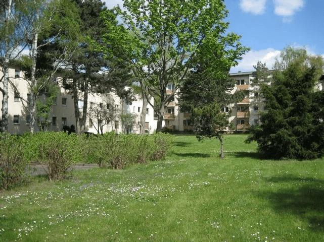Wohnung im Regi-Kiez