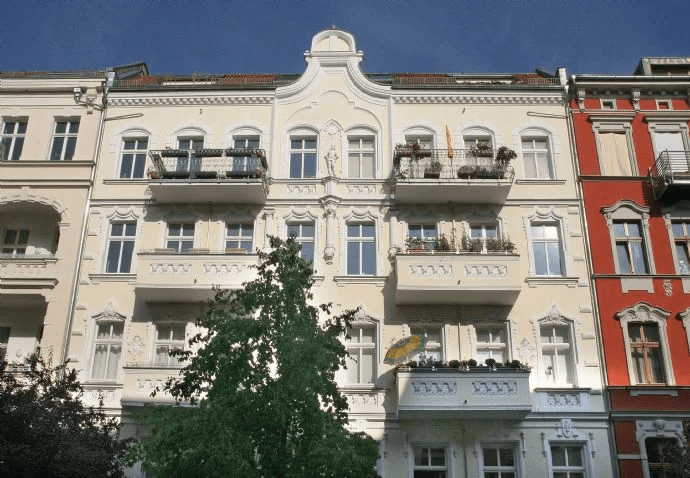 1 Zimmer Wohnung Kreuzberg