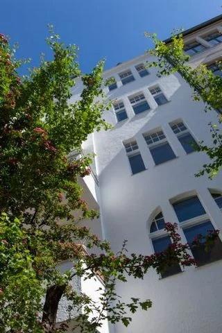 Helle 1,5 Zi - Wohnung im Schöneberger Kiez