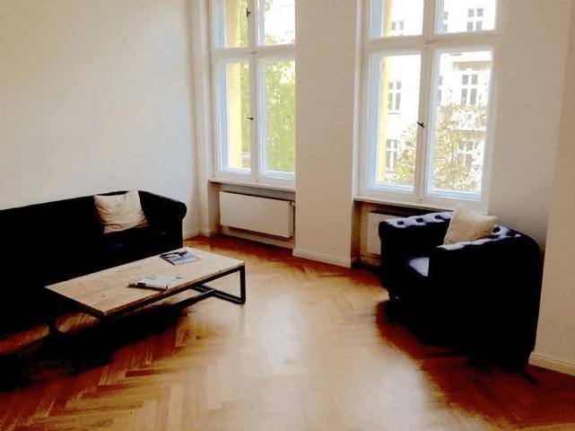 Kreuzberger 1-Zimmer Altbauwohnung